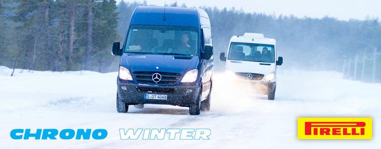 Резина Pirelli Chrono Winter