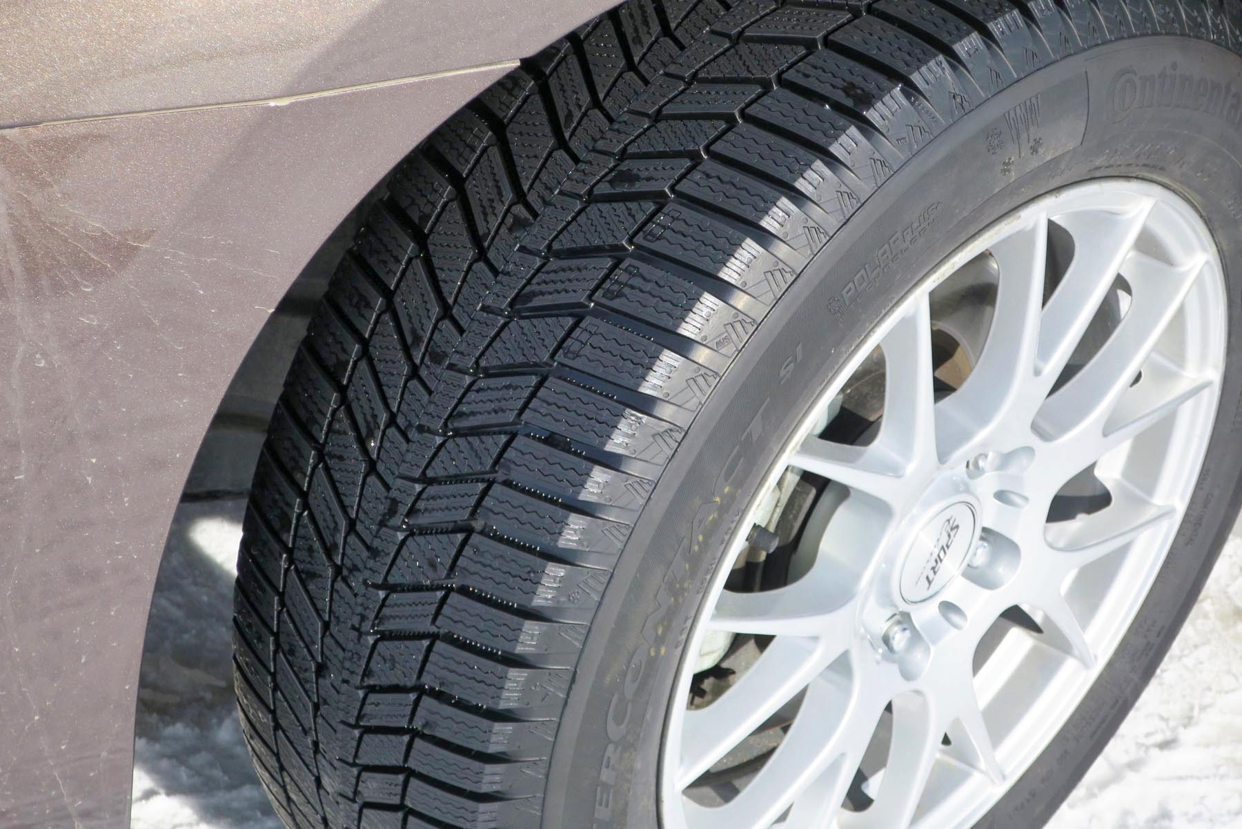 Зимние шины Continental WinterContact SI