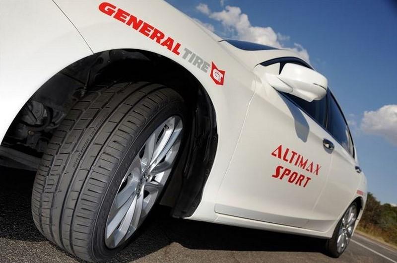 Резина General Tire Altimax Sport