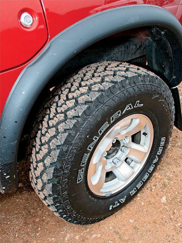 Резина General Tire Grabber AT2