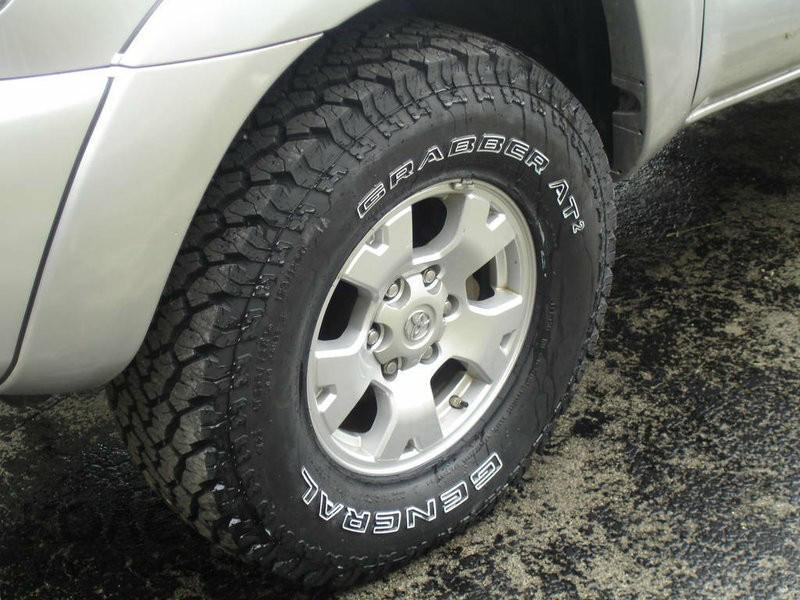 Резина General Tire Grabber AT3