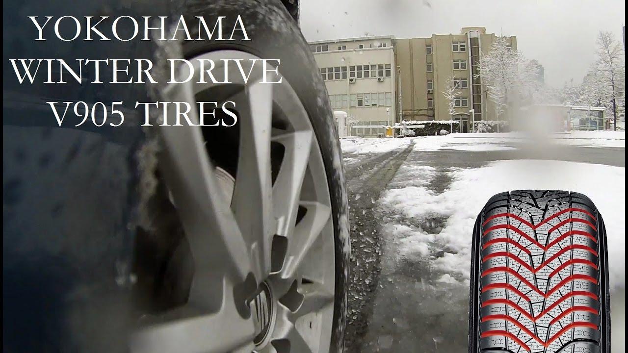 Резина Yokohama Winter Drive