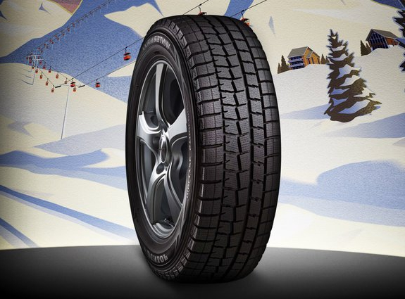 Резина Dunlop Winter Maxx WM01