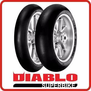 Резина Pirelli Diablo Superbike