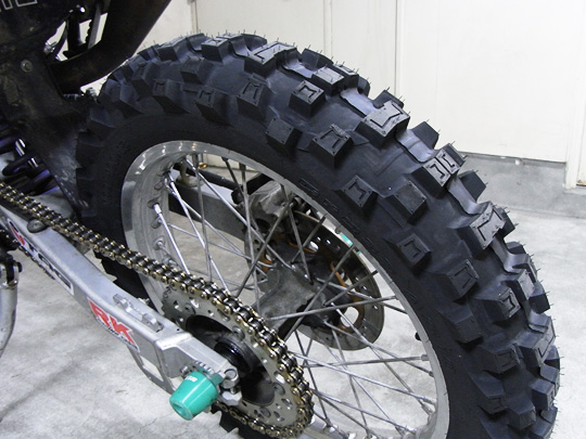 Резина Michelin Cross AC10