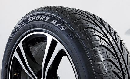 Резина Michelin Pilot Sport AS