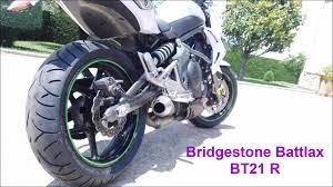 Резина Bridgestone Battlax BT021