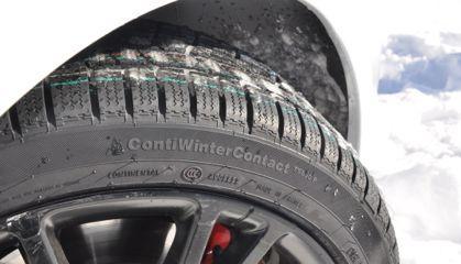 Авторезина Continental ContiWinterContact TS 830P для зимы