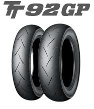 Резина Dunlop TT92 GP