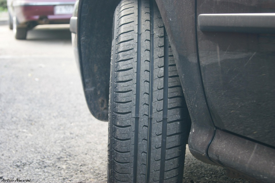 Резина Dunlop SP StreetResponse