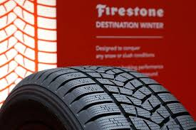 Резина Firestone Destination Winter