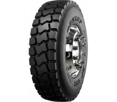 Резина Dunlop SP492 (ведущая ось)