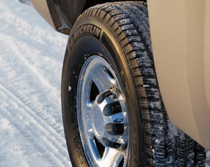 Автошины всесезонные Michelin LTX M/S2