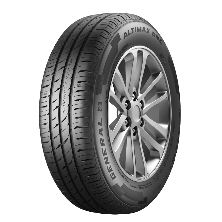 Резина General Tire Altimax ONE