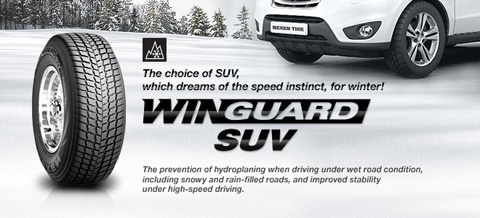 Зимняя резина Nexen WinGuard Ice SUV