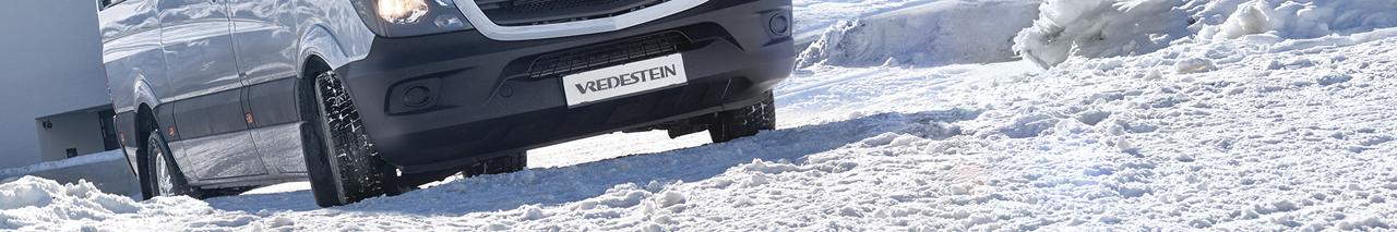 Резина Vredestein Comtrac Ice