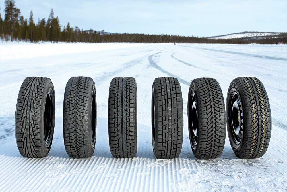 зимние шины 225 65r17