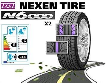 Резина Nexen N6000
