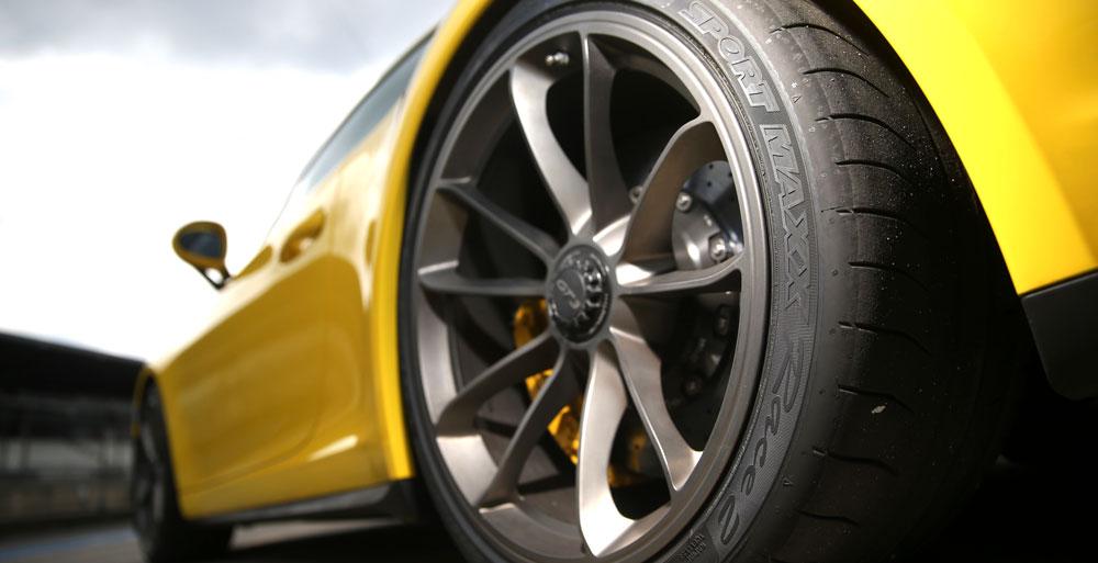 Резина Dunlop Sport MAXX RACE