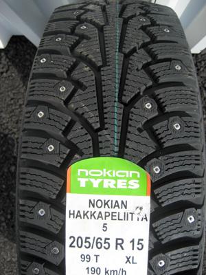 Резина Nokian Hakkapeliitta 5 SUV