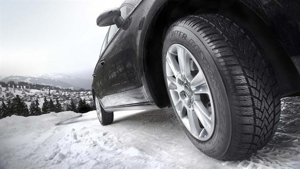 Резина Dunlop SP Winter Response 2