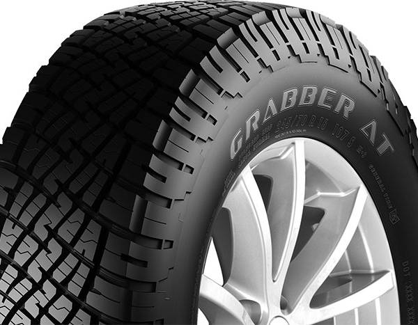 Резина General Tire Grabber AT