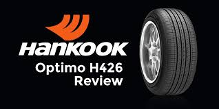 Резина Hankook Optimo H426