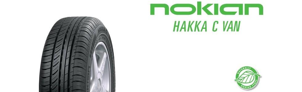 Резина Nokian Hakka C Van