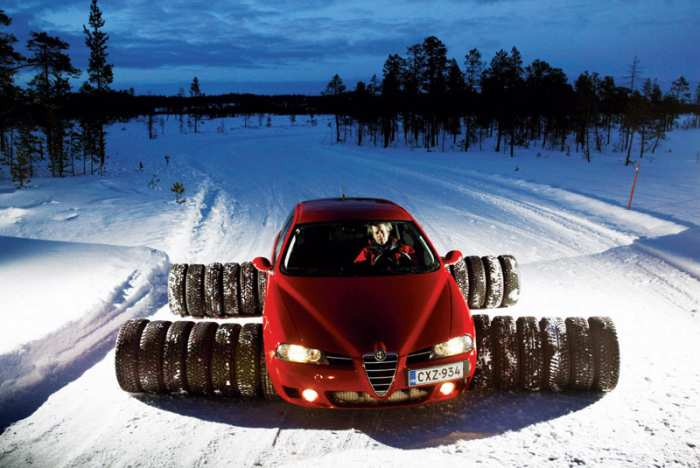 Зимние шины р18